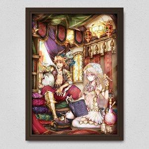 Storyteller's Hall Poster