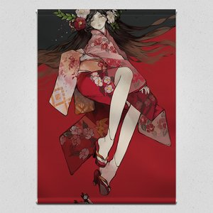 Art Prints / Tapestries / Scarlet Tapestry