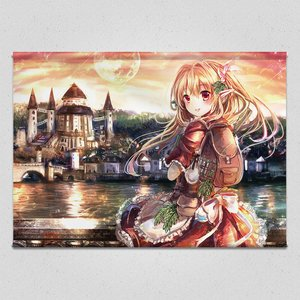 City of Falling Stars Tapestry