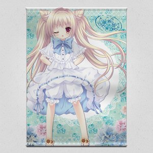 Art Prints / Tapestries / Summer Dumpling Twintails Tapestry