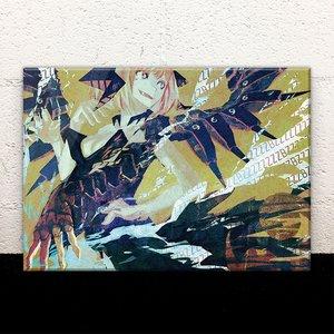 Crack of Thunder Acrylic Art Board
