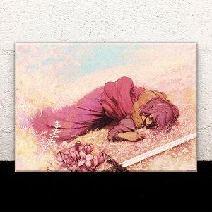 Sleep With You Acrylic Art Board