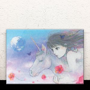 Art Prints / Acrylic Art Boards / Outside a Dream Acrylic Art Board