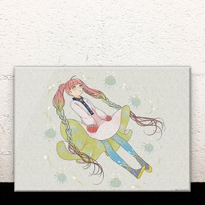 Art Prints / Acrylic Art Boards / Spring Girl Acrylic Art Board