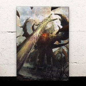 Art Prints / Acrylic Art Boards / Doom Acrylic Art Board