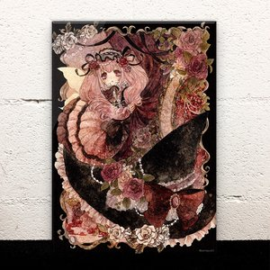 Art Prints / Acrylic Art Boards / Fairy Acrylic Art Board