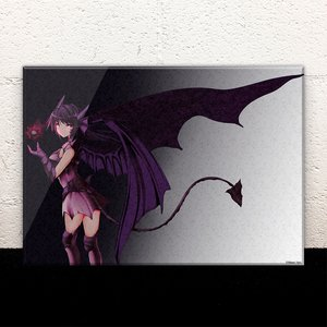 Art Prints / Acrylic Art Boards / Black-Devil Acrylic Art Board