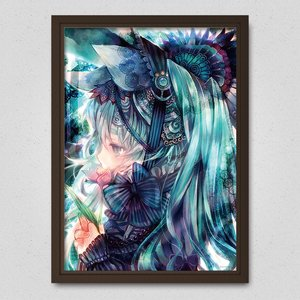 Art Prints / Posters / Blue  Poster
