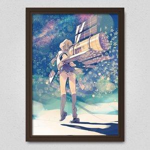 Satellite Poster