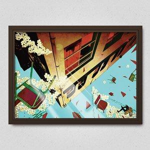 Art Prints / Posters / Good-Bye Poster
