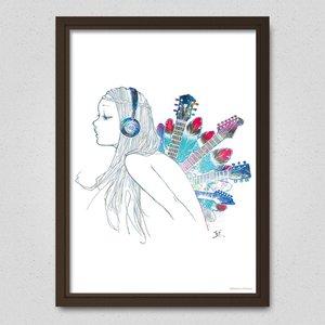 Art Prints / Posters / CDJ Poster