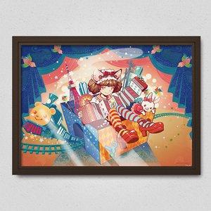 Trick Toybox Tokyo Poster