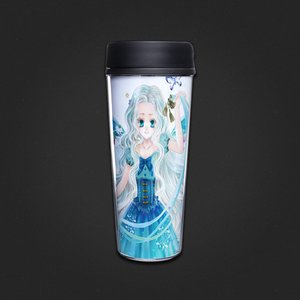 Crystal Fairy Tumblers