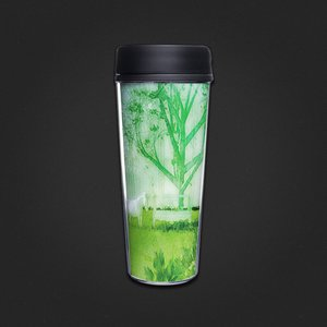 On a Peppermint-Green Morning Tumblers