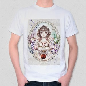Otaku Apparel & Cosplay / Special Creator T-Shirts / Snow White T-Shirt