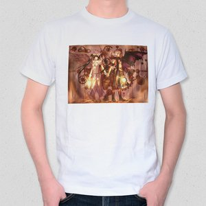 One-Winged Couple T-Shirt