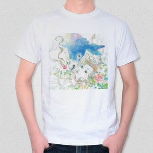 Otaku Apparel & Cosplay / Special Creator T-Shirts / Roba Museum T-Shirt