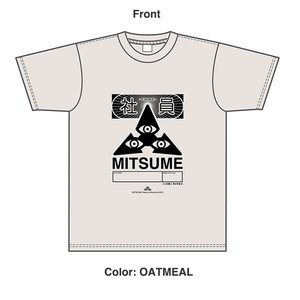 Otaku Apparel & Cosplay / Special Creator T-Shirts / MITSUME heavy Industries Staff - SHINE -  T-Shirt