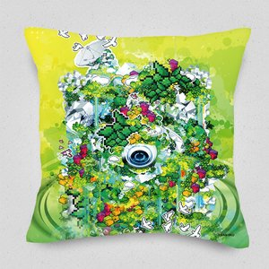 Good Daypth Fruits Power Spot!!!!!! Cushion Cover