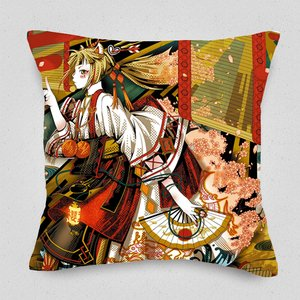 Sakura Petal Emaki Cushion Cover