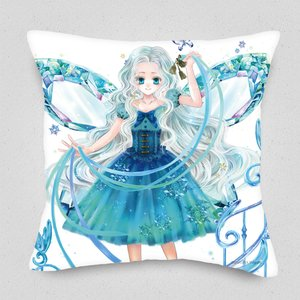 Crystal Fairy Cushion Cover