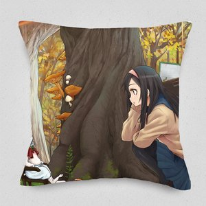 The Autumn Kingdom Cushion Cover