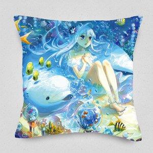 Pearl Princess in Love  Cushion Cover