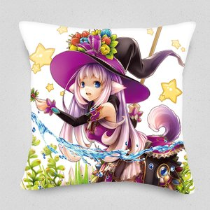 Home & Kitchen / Cushions / Witch's Garden  Cushion Cover