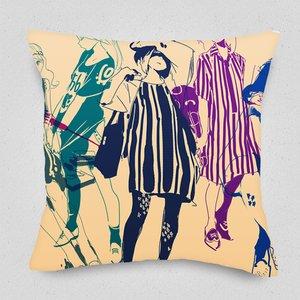 Girls  Cushion Cover