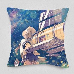 Satellite Cushion Cover