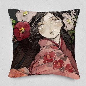 Home & Kitchen / Cushions / Scarlet Cushion Cover