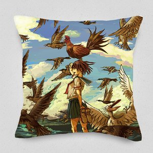 Home & Kitchen / Cushions / The Weather Vane Cushion Cover
