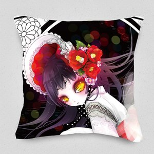 Camellia Cushion Cover