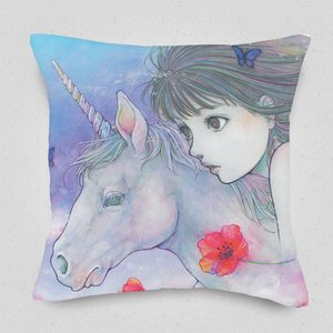 Home & Kitchen / Cushions / Outside a Dream Cushion Cover