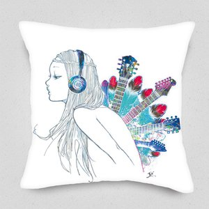 Home & Kitchen / Cushions / CDJ Cushion Cover
