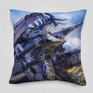 Mebius War Cushion Cover