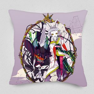Goat Mail Cushion Cover