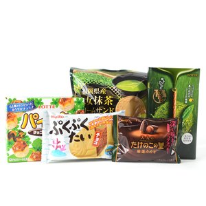 Home & Kitchen / Snacks / Matcha & Chocolate Set