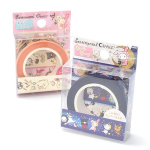 Stationery / Other Stationery / Sentimental Circus Character Tape
