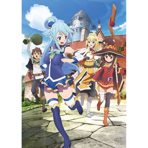 Art Prints / Calendars / KonoSuba 2017 Calendar