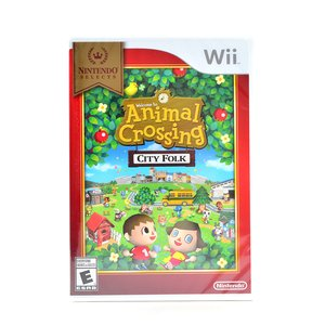 Gaming / Video Games / Animal Crossing: City Folk (Wii)