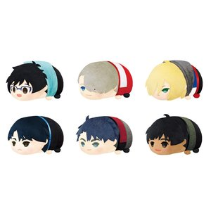 Plushies / Small Plushies / [Animate Exclusive] Mochi Mochi Plush Yuri!!! on Ice Box Set