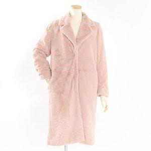 E Hyphen World Gallery BonBon Fuwa Fuwa Chester Coat