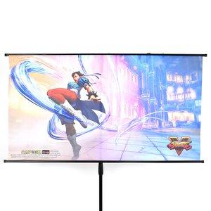 Art Prints / Posters / Street Fighter V Chun Li Wall Scroll Poster