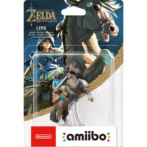 Gaming / Game Accessories / Legend of Zelda: Breath of the Wild - Rider Link amiibo