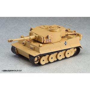 Figures & Dolls / Figure Accessories / Nendoroid More: Girls und Panzer der Film Tiger I