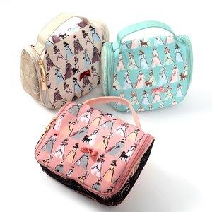 J-Fashion / Wallets & Pouches / Eleu Nani Lapule Dress Print Hanging Bag