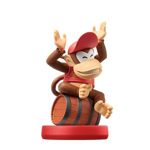 Gaming / Game Accessories / Super Mario Diddy Kong amiibo