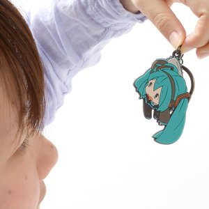Hatsune Miku Tsumamare Keychain