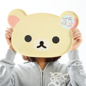 Home & Kitchen / Cookware & Kitchen Tools / Rilakkuma Face Serving Trays
